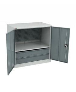 Шкаф ВЛ-051-04 ESD: купить в Москве по цене 23 570 руб | Интернет-магазин «Мебель Металлическая»