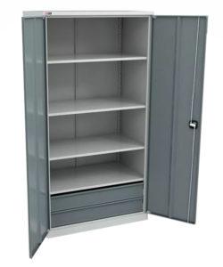 Шкаф ВЛ-052-05 ESD: купить в Москве по цене 31 340 руб | Интернет-магазин «Мебель Металлическая»