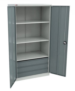 Шкаф ВЛ-052-06 ESD: купить в Москве по цене 34 630 руб   Интернет-магазин «Мебель Металлическая»