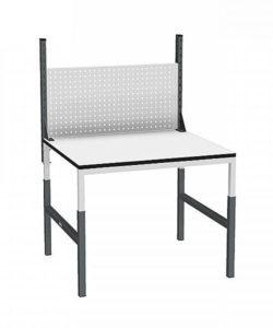Стол монтажный СР-М-100-02 ESD: купить в Москве по цене 8 840 руб | Интернет-магазин «Мебель Металлическая»