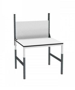 Стол монтажный СР-М-100/90-02 ESD: купить в Москве по цене 9 240 руб | Интернет-магазин «Мебель Металлическая»