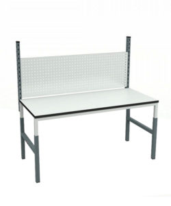Стол монтажный СР-М-150/90-02 ESD: купить в Москве по цене 11 520 руб | Интернет-магазин «Мебель Металлическая»