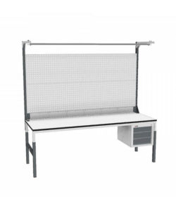 Стол монтажный СР-М-200-04 ESD: купить в Москве по цене 28 920 руб | Интернет-магазин «Мебель Металлическая»
