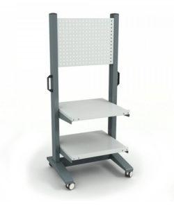Стойка подкатная СР-022-03 ESD: купить в Москве по цене 30 290 руб | Интернет-магазин «Мебель Металлическая»