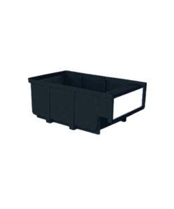 Ящик пластиковый Б-105-170 ESD: купить в Москве по цене 275 руб | Интернет-магазин «Мебель Металлическая»