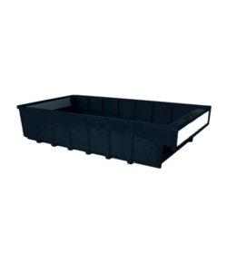 Ящик пластиковый Б-185-300 ESD: купить в Москве по цене 620 руб | Интернет-магазин «Мебель Металлическая»