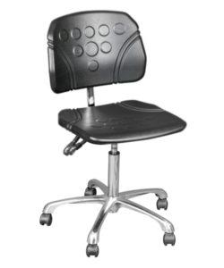 Стул лабораторный VKG C-330 ESD: купить в Москве по цене 12 694 руб | Интернет-магазин «Мебель Металлическая»