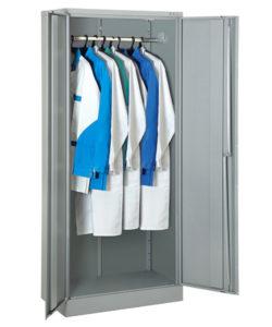 Шкаф для одежды ШО-1 ESD: купить в Москве по цене 16 040 руб | Интернет-магазин «Мебель Металлическая»