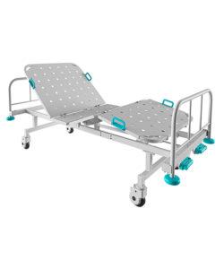 Кровать медицинская КМ-04: купить в Москве по цене 27 000 руб | Интернет-магазин «Мебель Металлическая»