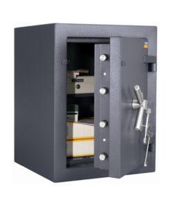 Сейф VALBERG РУБЕЖ 67 KL: купить в Москве по цене 123 880 руб | Интернет-магазин «Мебель Металлическая»