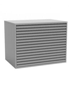 Шкаф картотечный РЕГИОН РК-А0-7: купить в Москве по цене 63 000 руб | Интернет-магазин «Мебель Металлическая»