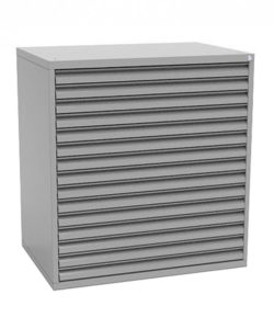 Шкаф картотечный РЕГИОН РК-А1-15: купить в Москве по цене 73 000 руб | Интернет-магазин «Мебель Металлическая»