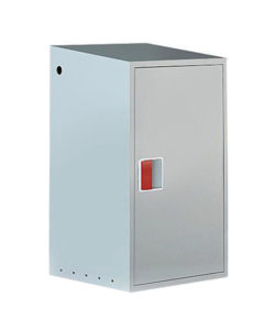 Шкаф для газового баллона ТМ-1: купить в Москве по цене 4 000 руб | Интернет-магазин «Мебель Металлическая»