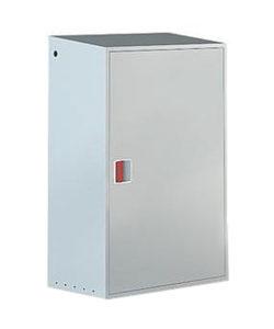 Шкаф для газовых баллонов ТМ-4: купить в Москве по цене 7 700 руб | Интернет-магазин «Мебель Металлическая»