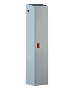 Шкаф для газового баллона ТМ-6: купить в Москве по цене 6 300 руб | Интернет-магазин «Мебель Металлическая»