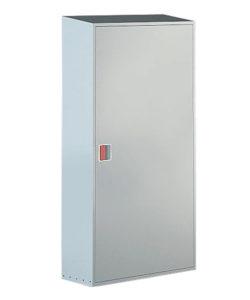 Шкаф для газовых баллонов ТМ-8: купить в Москве по цене 11 000 руб | Интернет-магазин «Мебель Металлическая»
