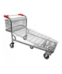 Тележка грузовая HDT55-PR: купить в Москве по цене 20 870 руб | Интернет-магазин «Мебель Металлическая»