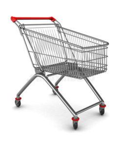 Тележка грузовая STE275: купить в Москве по цене 10 625 руб | Интернет-магазин «Мебель Металлическая»