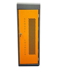 Шкаф навесной с розетками для зарядки 20 планшетов: купить в Москве по цене 38 988 руб | Интернет-магазин «Мебель Металлическая»