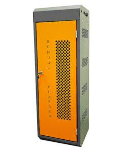 Шкаф навесной с USB-выходами для зарядки 20 планшетов: купить в Москве по цене 44 988 руб | Интернет-магазин «Мебель Металлическая»
