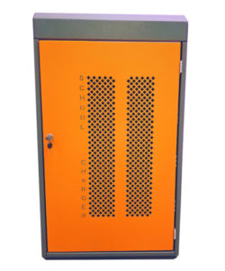 Шкаф навесной с USB-выходами для зарядки 32 планшетов: купить в Москве по цене 47 988 руб | Интернет-магазин «Мебель Металлическая»