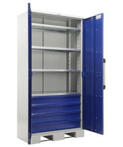 Инструментальный шкаф AMH TC-003040: купить в Москве по цене 55 000 руб | Интернет-магазин «Мебель Металлическая»