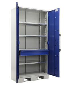 Инструментальный шкаф AMH TC-004010: купить в Москве по цене 46 700 руб | Интернет-магазин «Мебель Металлическая»