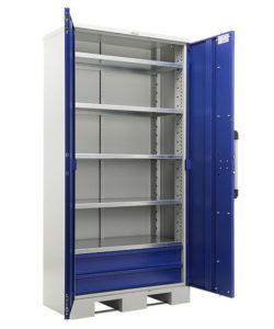 Инструментальный шкаф AMH TC-005020: купить в Москве по цене 51 600 руб | Интернет-магазин «Мебель Металлическая»