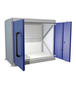 Инструментальный шкаф HARD 1000-000000: купить в Москве по цене 29 200 руб | Интернет-магазин «Мебель Металлическая»