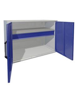 Инструментальный шкаф HARD 1000-001010: купить в Москве по цене 38 100 руб | Интернет-магазин «Мебель Металлическая»