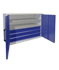 Инструментальный шкаф HARD 1000-002030: купить в Москве по цене 52 600 руб | Интернет-магазин «Мебель Металлическая»