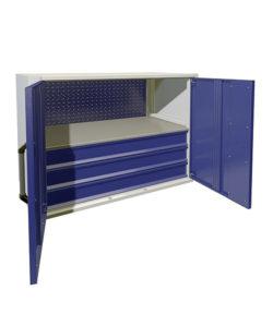 Инструментальный шкаф HARD 1000-021030: купить в Москве по цене 50 800 руб | Интернет-магазин «Мебель Металлическая»