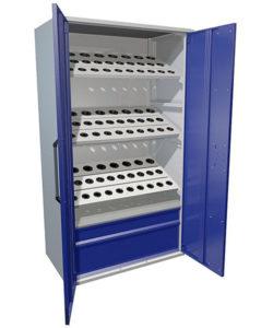Инструментальный шкаф HARD 2000-009011: купить в Москве по цене 71 400 руб | Интернет-магазин «Мебель Металлическая»
