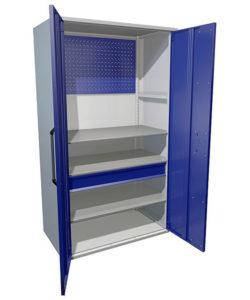 Инструментальный шкаф HARD 2000-033001: купить в Москве по цене 55 700 руб | Интернет-магазин «Мебель Металлическая»