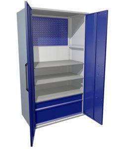 Инструментальный шкаф HARD 2000-033011: купить в Москве по цене 63 100 руб | Интернет-магазин «Мебель Металлическая»
