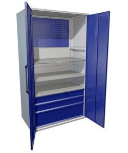 Инструментальный шкаф HARD 2000-033012: купить в Москве по цене 67 600 руб | Интернет-магазин «Мебель Металлическая»