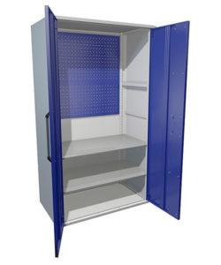 Инструментальный шкаф HARD 2000-062000: купить в Москве по цене 49 200 руб | Интернет-магазин «Мебель Металлическая»