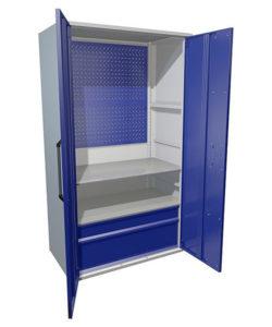 Инструментальный шкаф HARD 2000-062011: купить в Москве по цене 53 500 руб | Интернет-магазин «Мебель Металлическая»