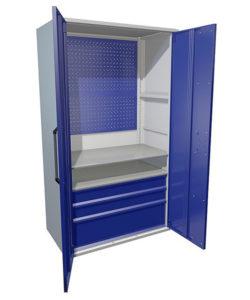 Инструментальный шкаф HARD 2000-062012: купить в Москве по цене 59 100 руб | Интернет-магазин «Мебель Металлическая»