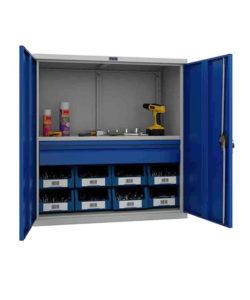 Инструментальный шкаф TC 1095-001010: купить в Москве по цене 25 000 руб | Интернет-магазин «Мебель Металлическая»