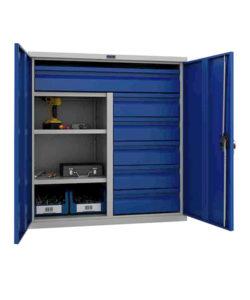 Инструментальный шкаф TC 1095-100215: купить в Москве по цене 48 300 руб | Интернет-магазин «Мебель Металлическая»