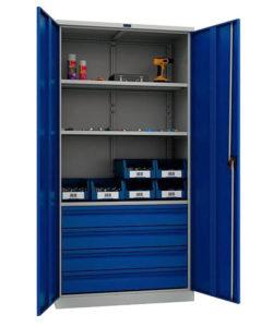 Инструментальный шкаф TC 1995-003040: купить в Москве по цене 53 400 руб | Интернет-магазин «Мебель Металлическая»