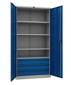 Инструментальный шкаф TC 1995-004030: купить в Москве по цене 49 000 руб | Интернет-магазин «Мебель Металлическая»