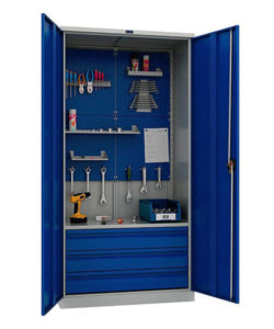 Инструментальный шкаф TC 1995-041030: купить в Москве по цене 49 000 руб | Интернет-магазин «Мебель Металлическая»
