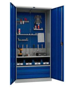 Инструментальный шкаф TC 1995-042020: купить в Москве по цене 44 600 руб | Интернет-магазин «Мебель Металлическая»