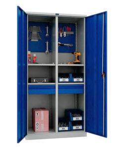 Инструментальный шкаф TC 1995-120402: купить в Москве по цене 30 600 руб | Интернет-магазин «Мебель Металлическая»