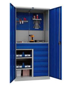 Инструментальный шкаф TC 1995-121215: купить в Москве по цене 60 700 руб | Интернет-магазин «Мебель Металлическая»