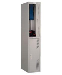 Шкаф антивандальный NOBILIS NLH-02: купить в Москве по цене 14 320 руб | Интернет-магазин «Мебель Металлическая»