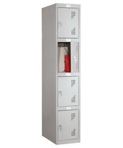 Шкаф антивандальный NOBILIS NLH-04: купить в Москве по цене 15 440 руб | Интернет-магазин «Мебель Металлическая»