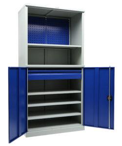 Инструментальный шкаф TC 1995/2-024010: купить в Москве по цене 36 700 руб | Интернет-магазин «Мебель Металлическая»